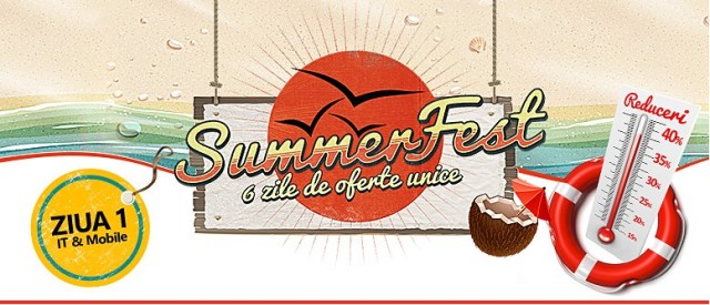 ad45 eMag Summer Fest ziua 1 IT si mobile