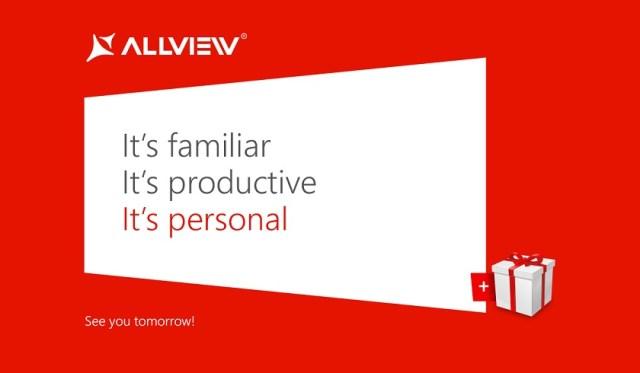 fyu Noi informatii cu privire la produsul Allview cu Windows 10