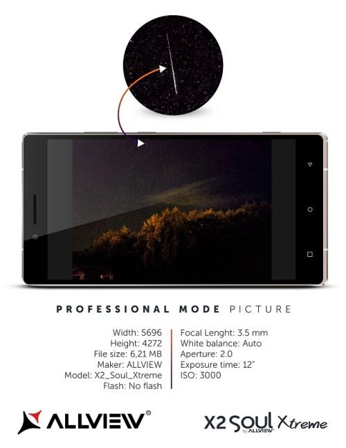 Professional Mode Picture - X2 Soul Xtreme Allview X2 Xtreme si modul foto profesional