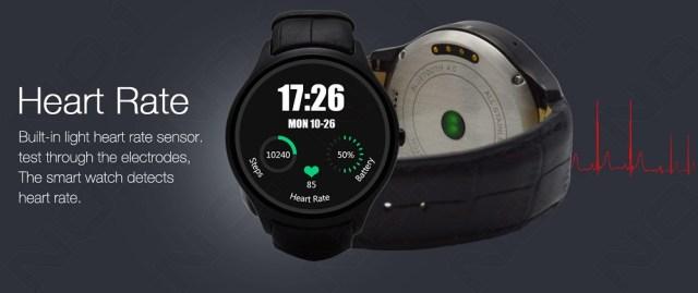 000000 (2) No1 D5 Smart Watch, ceas inteligent de calitate din China, pret si specificatii