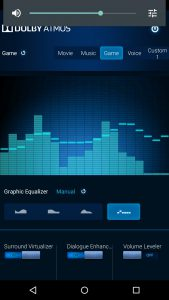 DolbyA2 Dolby Atmos - un excelent egalizator audio