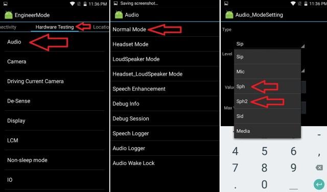 1 Cum maresti sunetul in convorbiri sau pe difuzorul extern pe un telefon Android