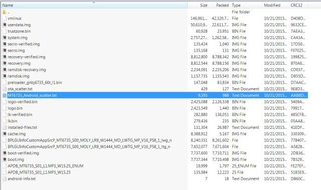5656 Firmware Allview P8 Energy, backup ROM original cel standard!