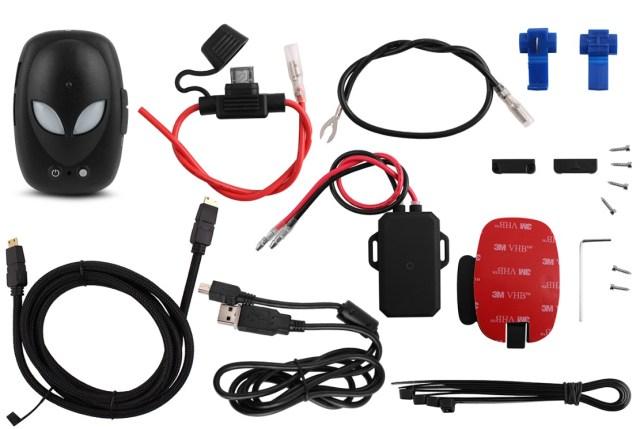 yu Overmax Motocam 3.0 - camera speciala pentru pasionatii de motociclete