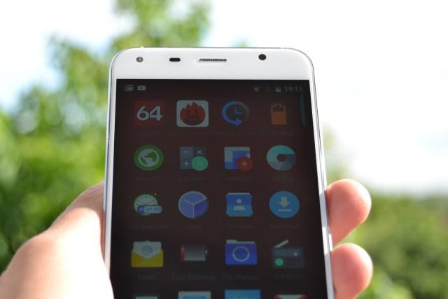 DSC_0430 REVIEW display UMi Touch si comparat cu UMi Super, tot partea de display