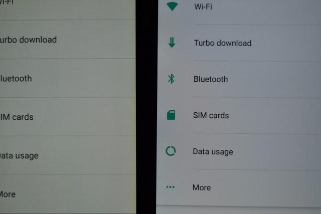 DSC_0481 REVIEW display UMi Touch si comparat cu UMi Super, tot partea de display