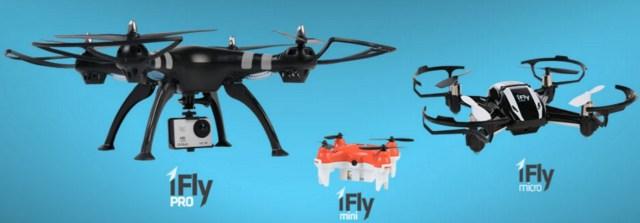 drone evolio 1 Drone romanesti Evolio, iFly Micro, iFly Mini si iFly Pro