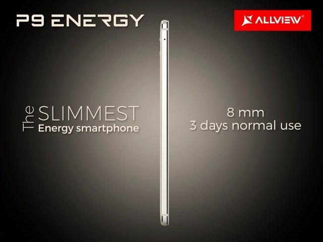 allview-p9-energy Vedem prima imagine cu noul telefon Allview P9 Energy!