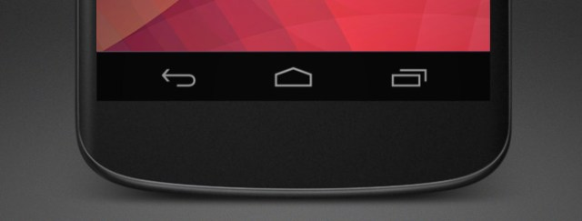 df Navbar, aplicatie utila celor cu telefoane ce au tastele capacitive virtuale