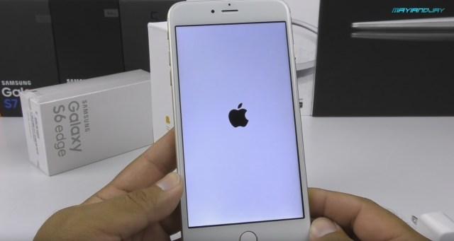 dfdf Prima clona de iPhone 7 intr-un unboxing si review video complet!