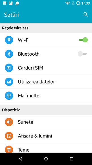Tutorial instalare custom ROM CyanogenMOD CM 13 pe UMi Touch