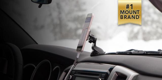 mamo Magic Mount, sistem de prindere auto pentru orice telefon cu Android