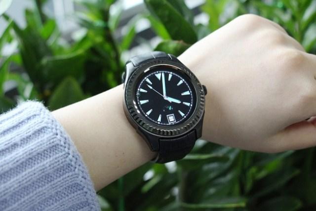 NO.1 D7, primul smartwatch Android cu baterie de 500mAh si autonomie mare