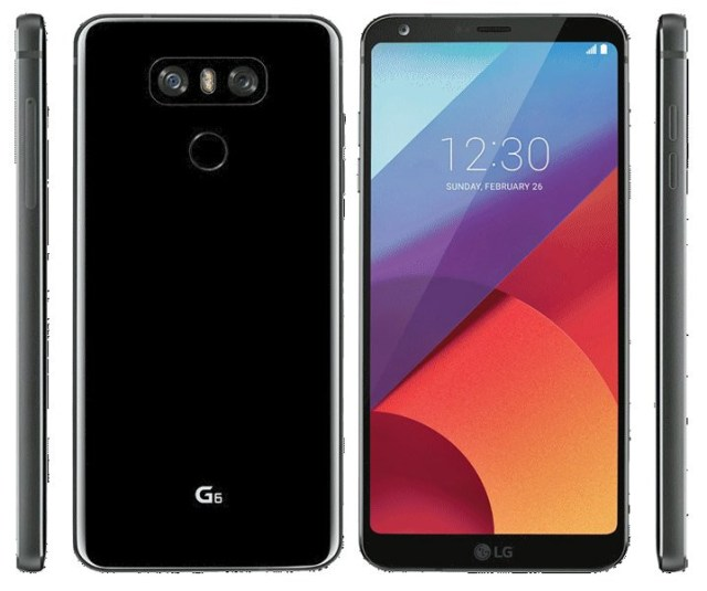 Asa arata LG G6 inainte de lansare, este bine dar se putea si mai mult
