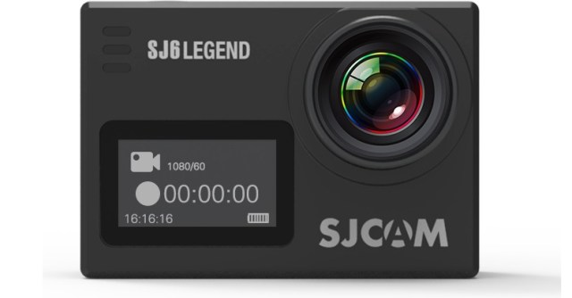 SJCAM lanseaza noi camere video sport de actiune