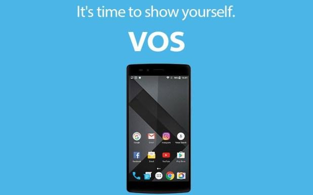 Vernee VOS Vernee VOS va rula pentru prima data pe telefonul Apollo X