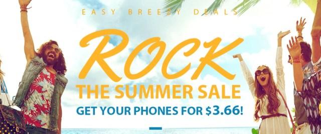 rock the summer sale, modul gearbest de a intampina vara