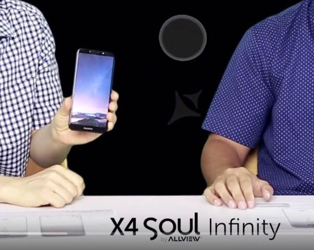 allview x4 soul infinity, primele detalii tehnice oficiale