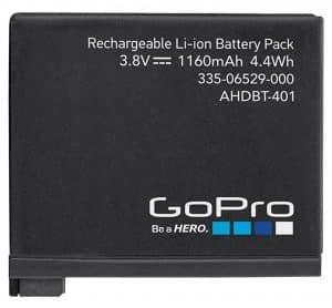 GoPro Hero 4 cele mai bune baterii reincarcabile pentru gopro hero 4