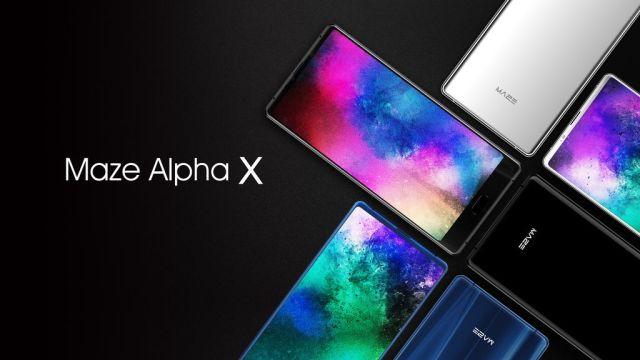 Maze Alpha X  maze alpha x
