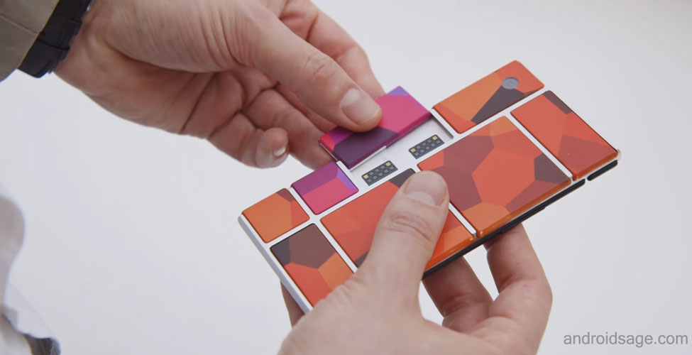 Googles Project Ara androidsage