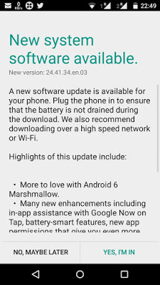 moto g 2 soak test marshmallow ota update androidsage