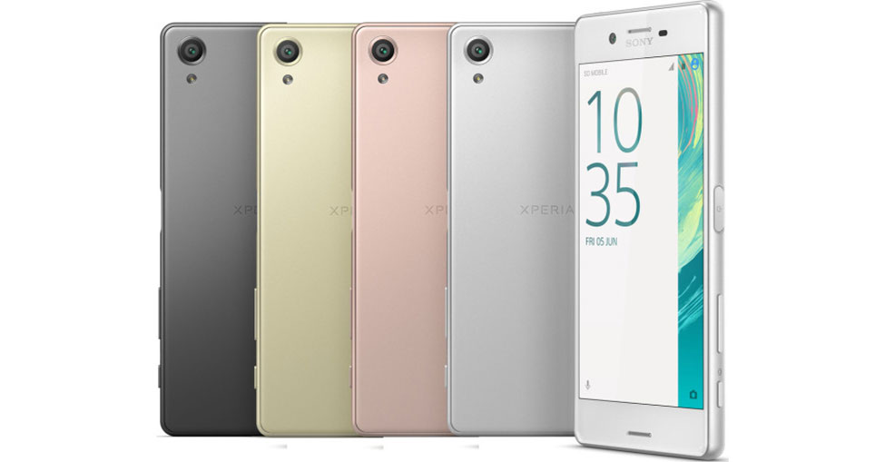 Sony-Xperia-X,-XA-Images-and-Specifications