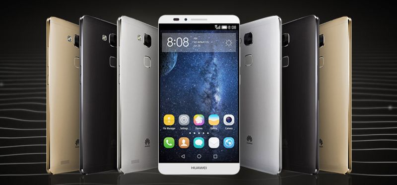 Install Huawei Ascend Mate 7 Android 6.0 Marshmallow