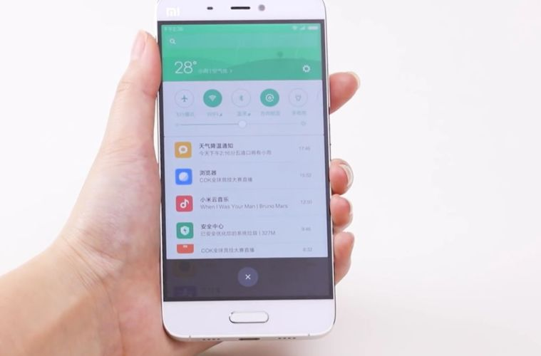 MIUI 8 Comes to Xiaomi Devices