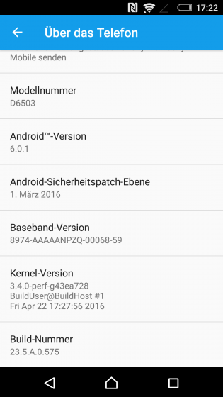 Downlaod Xperia Z2 and Z3 Firmware 23.5.A.0.575 FTF Files Marshmallow