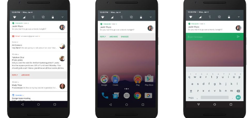 Download and Install Android N Developer Preview 3 NPD35K On Nexus 6P 5X Player Pixeel C OTA and Factory Image