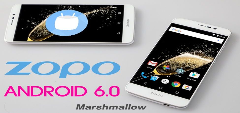 How to Update Zopo Speed 7 Series and Speed 8 to Stock Android 6.0.1 Marshmallow Firmware