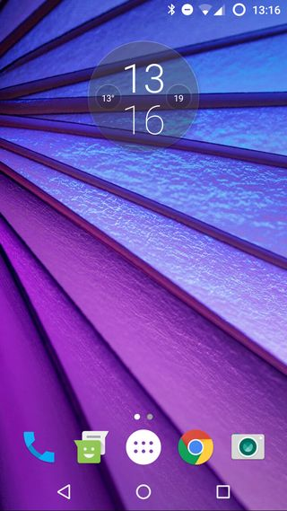Download Moto G4 Time weather