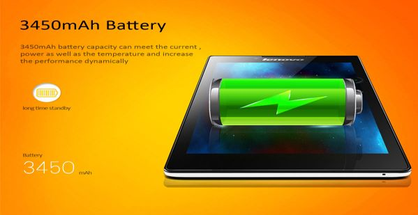 Lenovo TAB 2 A7-30 A4 battery