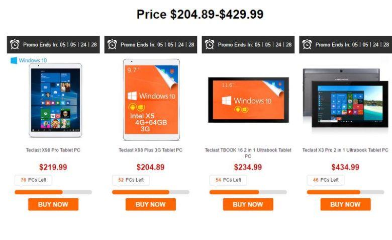 Teclast tablet on sale discount sale