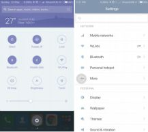 Download MIUI 8 ROM Screenshots for China Alpha ROM 6.6.1 Xiaomi Mi 4,5