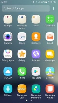 Download Pure Note 7 ROM Port For Galxy S5 Screenshots 8