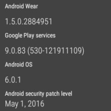 Samsung Gear Watch Update Wear