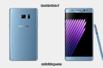 How to Root Samsung Galaxy Note 7 on Android 6.0.1 Marshmallow