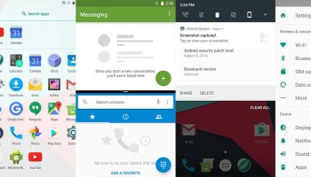 Download Official CyanogenMod 14 1 Android 7 1 Nougat for Your