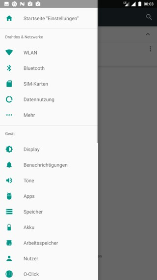 downlaod Android 7.0 Nougat Cm 14 for OnePlus 3