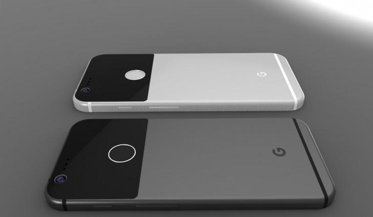 google pixel xl back image