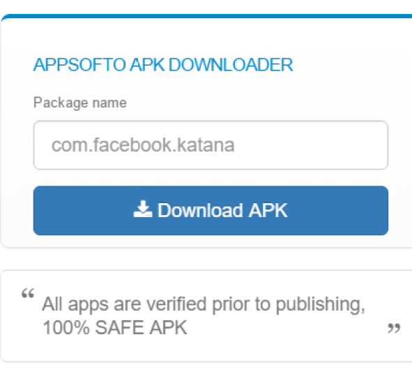 How to Download APK files from Google Play Store