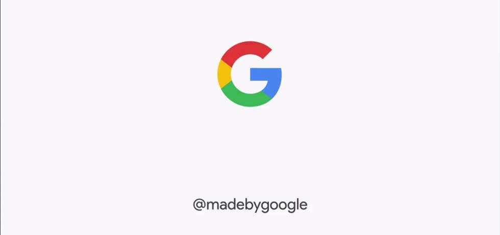 Live stream Google Pixel launch and madebygoogle event