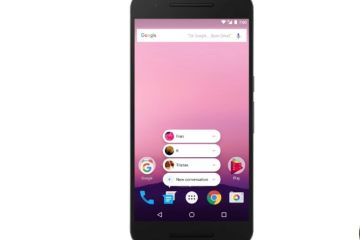 Download NPF26F-H Android 7.1.1 Nougat Developer Preview 2 OTA & Factory image