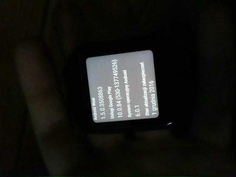 December 1 OTA for Sony SmartWatch 3 M1D64T