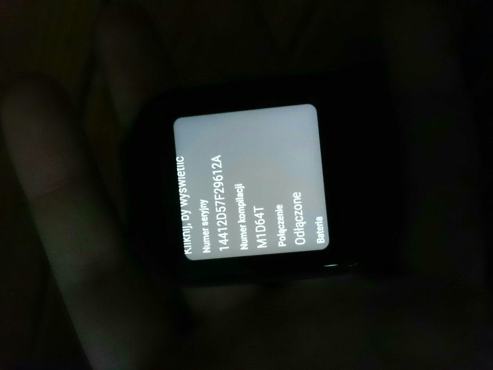 December 1 OTA for Sony SmartWatch 3 M1D64T