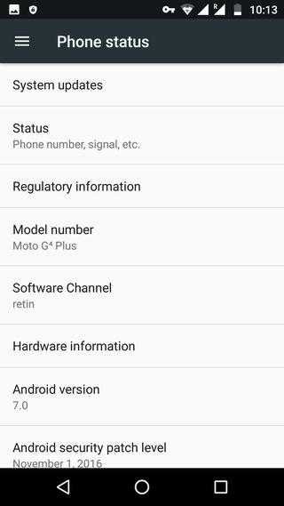 download moto g4 plus nougat factory image