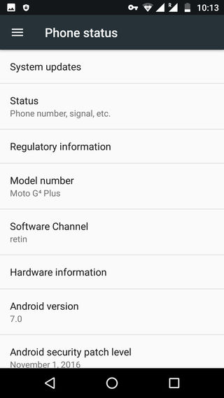 download moto g4 plus nougat factory image