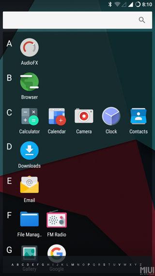 Lineage OS 14.1 Screenshot 20161230 201026